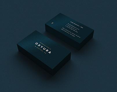 Oxyura - Branding