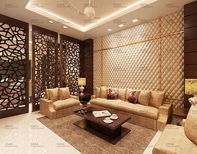 Interior Design In Vaishali Enclave, Delhi