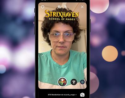 STX Randomizer Instagram Filter