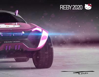 SUV REBY2020 BMW