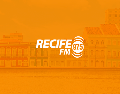 Recife FM - Website Redesign and Development