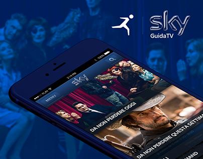 Sky GuidaTV App [2013]