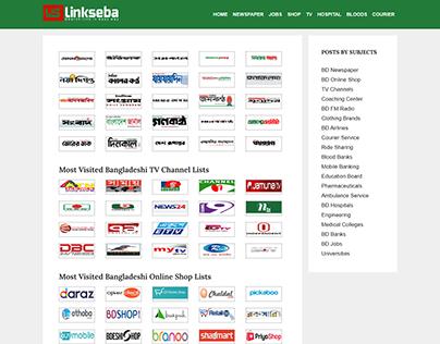 LinkSeba.com - Bangladeshi Link Source Website