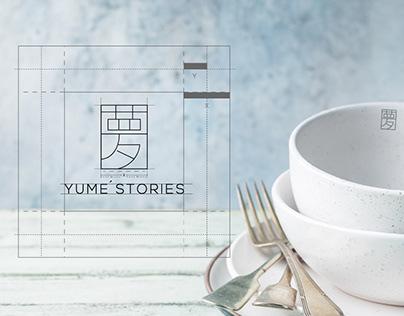 Yume Stories - Branding