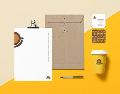 Identity System Design | Nescafé Rebranding