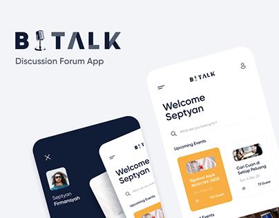 Discussion Forum App