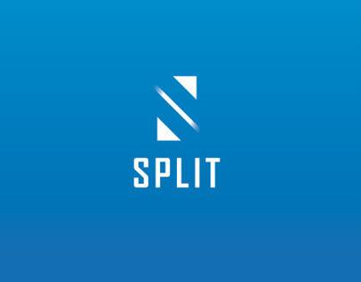 Split, iOS Utilities Concept
