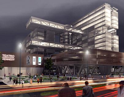 Diseño Universidad Distrital de Kennedy