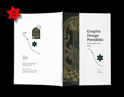 Graphic Design Portofolio & Curriculum Vitae