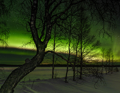 Northern Lights Finland & Norway