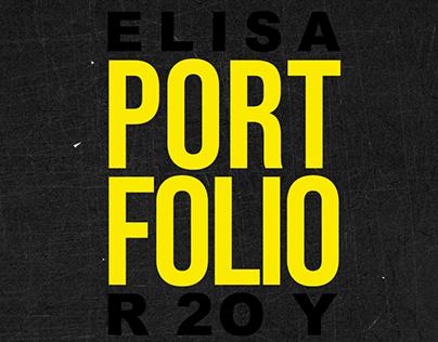 ELISA ROY 2.0 PORTFOLIO 2020