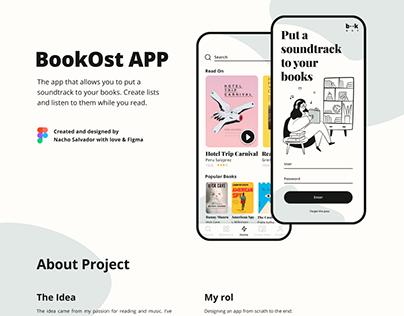 bookOst App