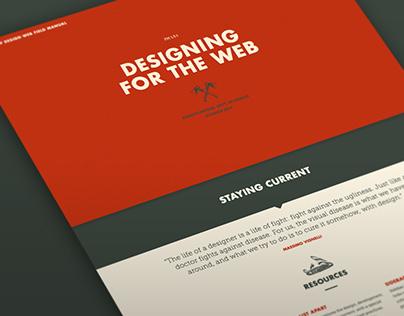 Web Field Manual