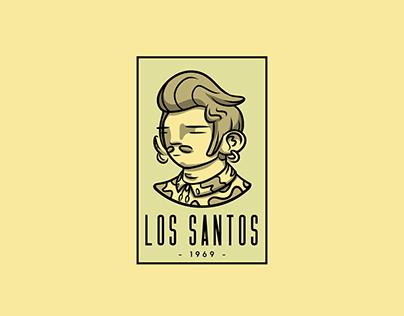Los Santos Branding