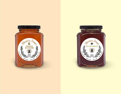 Florida's Finest Raw Honey