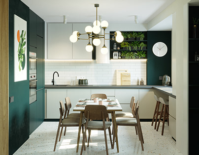 Flat 79m, Moscow