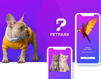 Pet Adoption app UI/UX