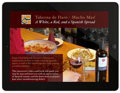 Taberna de Haro - HD Video iBook