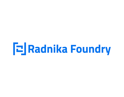 Radnika Foundry - logo