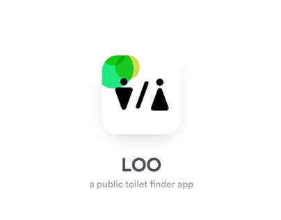 Loo - Indian Public Toilet Finder App