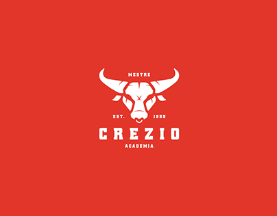 Mestre Crezio - Boxing Gym Logo / Branding
