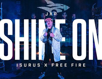 Videoclip JxP #Sheipi - Shine On