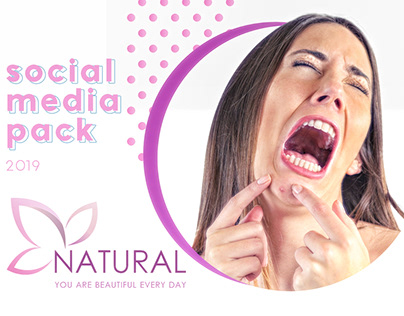 Natural Beauty Spa Social Media Campaign