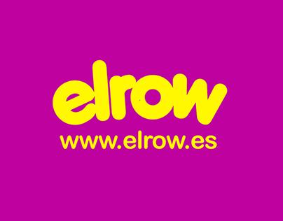 UI/UX ELROW WEBSITE