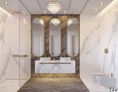 Italian Luxury Apartment_CGI