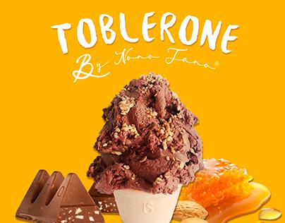 Toblerone by Nono Tano