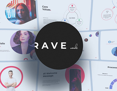 RAVE Powerpoint Template