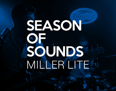 Season of sounds - Miller Lite