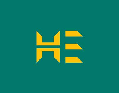 Hicham Errahmani Visual identity Design
