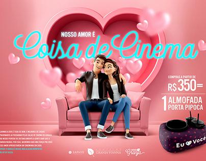 Campanha Dia dos Namorados [Proposta]