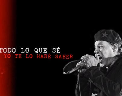 """Lyric Video for Pilsen """"Un punto dentro de otro"""""""