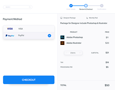 Payment Desktop App