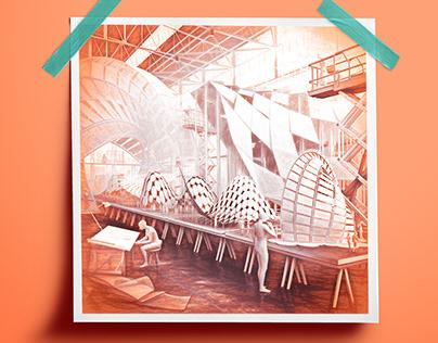 Warehouse of Unfinished Ideas
