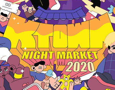 Ktown Night Market 2020