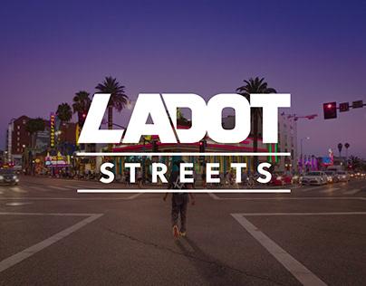 Los Angeles Department of Transportation Street Program