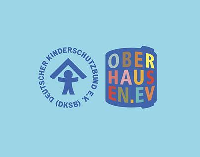 Corporate Identity für den Kinderschutzbund Oberhausen