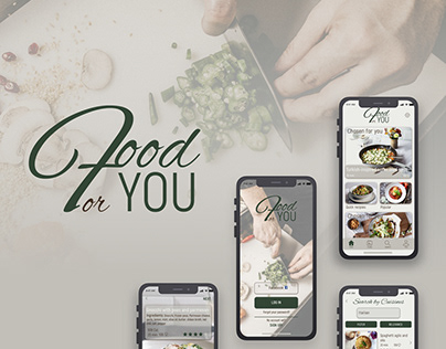 Recipe App - Food for YOU