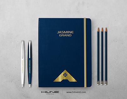 Jasmine Grand Stationery