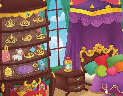Sultana's Bedroom