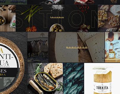 Expérience Ibérique | Brand identity & Web design