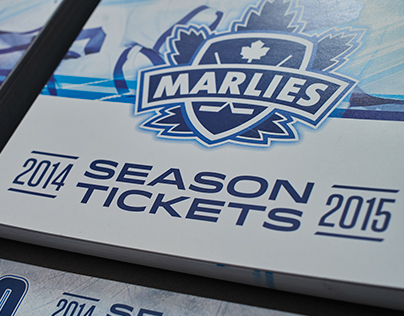 2014-15 Toronto Marlies Season Ticket Package