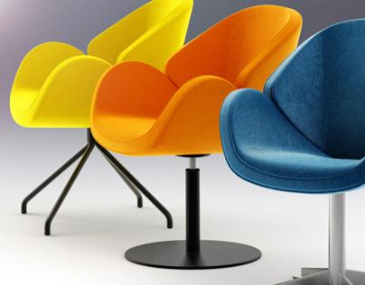 Qbee office chair