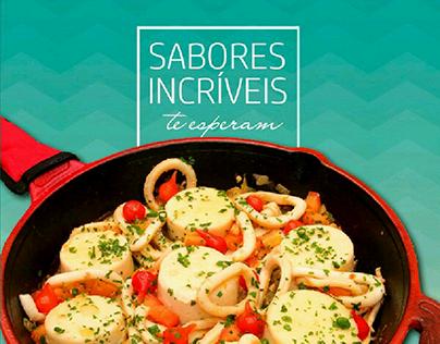Restaurante Santa terezinha   Frutos do Mar.