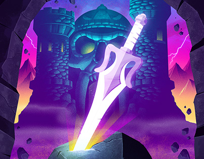 'Power of Grayskull' poster