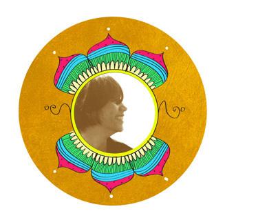 Kala aur Gatha (stationary & Brochure Design)