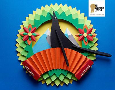 Fiestas y tradiciones colombianas BCS